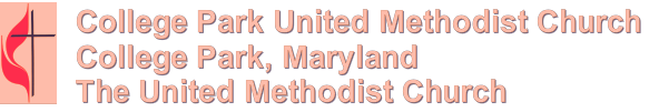 College Park United Methodist Church MD